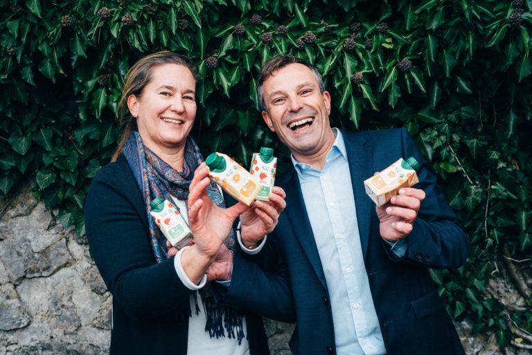Green-Bag Gründer Bernhard & Martina
