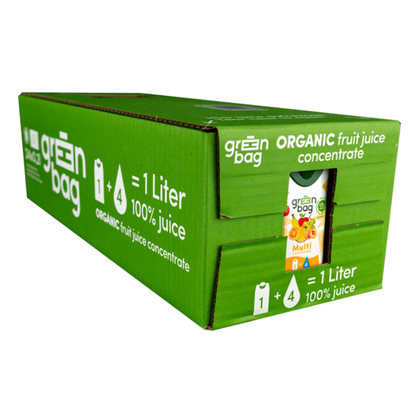 Green-Bag 24 Packungen Green-Bag concentrated Orange