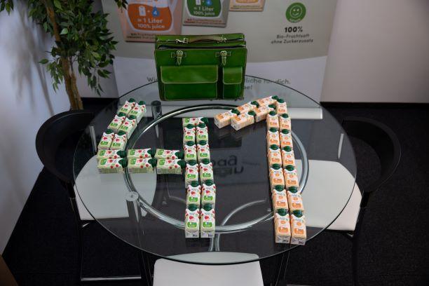 Green-Bag Bio Fruchtsaftkonzentrate